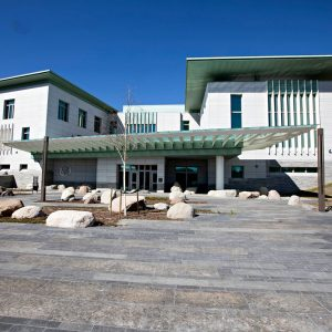 New American Embassy